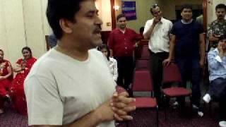www.nepalmother.com presents Nepali Teej geet dance 2009 Manassas USA part - 9