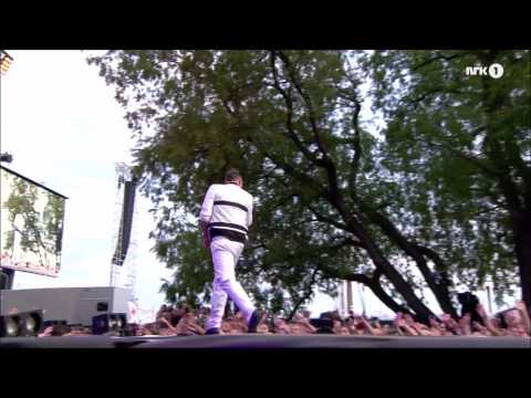 Calvin Harris  Blame  feat John Newman  Rådhusplassen 2015  1080p