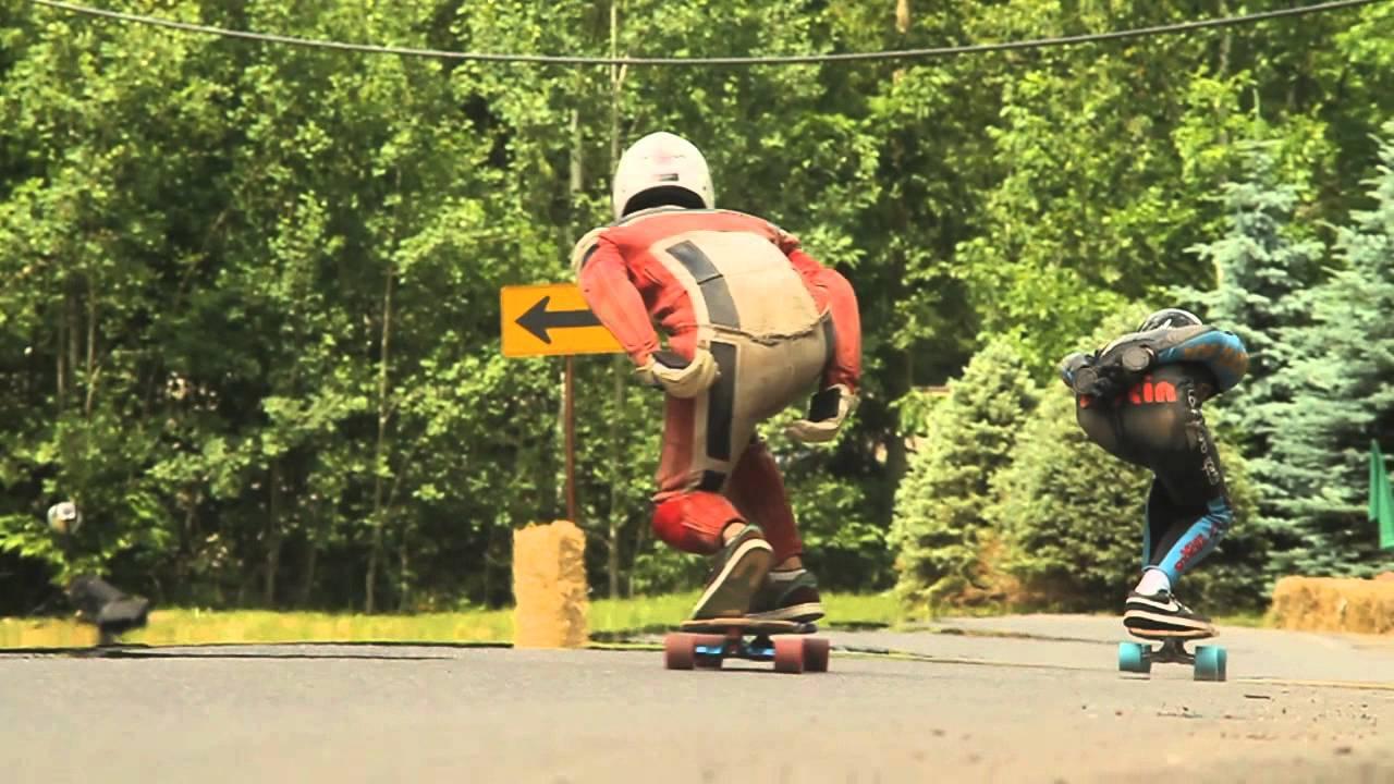 Windham I Love DH - Bustin Boards Custom Longboards