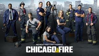 Chicago Fire (Чикаго в огне) - лучший сериал про пожарных