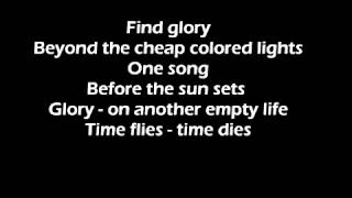 One Song Glory Karaoke / Instrumental Rent *