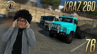 KRAZ 260   Euro Truck Simulator 2 #76