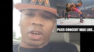 Black Twitter goes in on Plies for getting BODY SLAMMED off his own stage