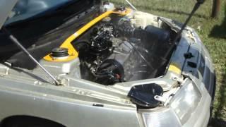 Как помыть двигатель своего автомобиля?(Как помыть двигатель своего автомобиля? На примере ВАЗ 2110. Мы взяли мощный очиститель двигателя и деталей..., 2015-08-05T11:52:59.000Z)