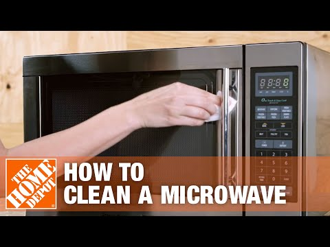 How to Clean a Microwave | The Home Depot