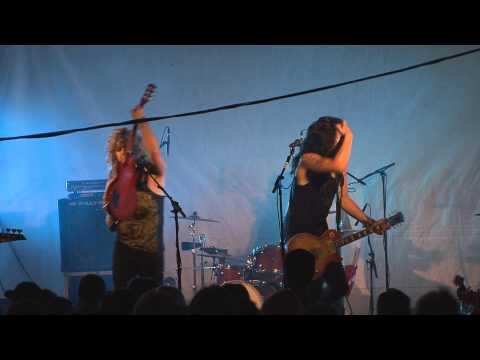 05. Santa Cruz - Hostile Shakedown - 29.7.2011 Live at Savonlinna HD