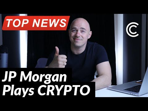 JP Morgan Chase Takes On First Crypto Customers - Bitcoin Today [May 13 2020]