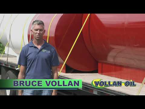 Vollan Oil Bulk Containment