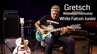 Baixar Gretsch Wildwood Exclusive Falcon Junior  •  Wildwood Guitars