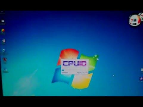 775 Жив ! Разгон / Overclock Intel Xeon e 5430 на Asus P5K-SE . Берем в легкую 3,7