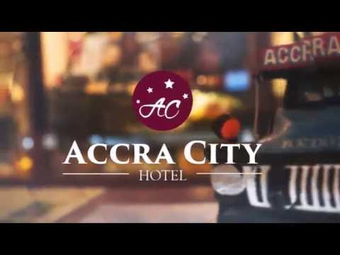 Welcome to Accra City Hotel