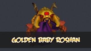 Arteezy - Golden Baby Roshan