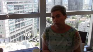Лечение рака мозга в Израиле - отзыв пациентки Топ Ихилов(, 2014-09-02T12:58:09.000Z)