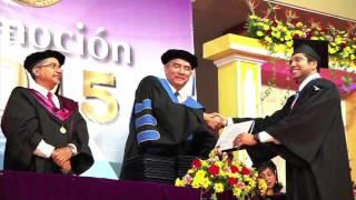 Ceremonia de Graduación Promoción 2015