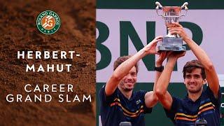 Pierre-Hugues Herbert and Nicolas Mahut, return on their career Grand Slam | Roland Garros