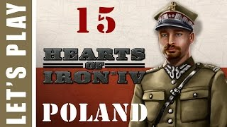 Hearts of Iron IV Pugnacious Poland Run Two Let's Play 15