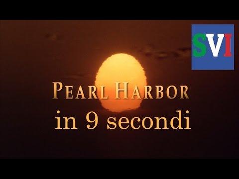 Pearl Harbor in 9 secondi