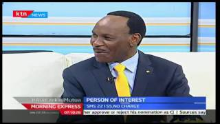 Morning Express: KFCB's Ezekiel Mutua's soft spot for his mother and siblings, 18/10/16