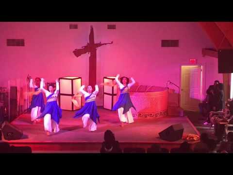 "Praise Dance To ""Tasha Cobbs Leonard Ft. Kierra Sheard Your Spirit"