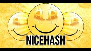 Nicehash miner - майнер для начинающих и ленивых!