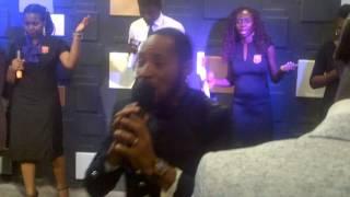 vuclip Chris Morgan Live Worship on STREET CLINIC PROJECT tv - part 1