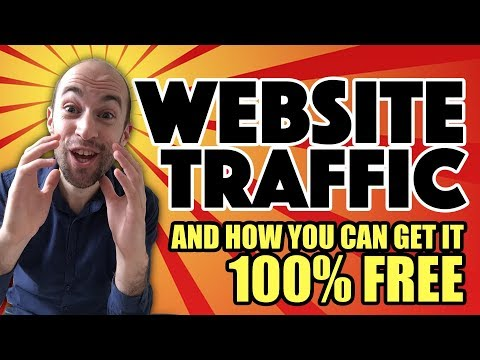 Website Traffic - Cheap Traffic, How To Get Unlimited Traffic To Your Website and Affiliate Links