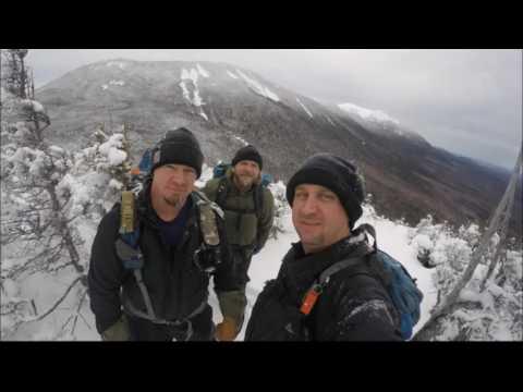 Baxter State Park Hiking 2016