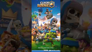 Noob trying to trophy push in clash royale. Win after win