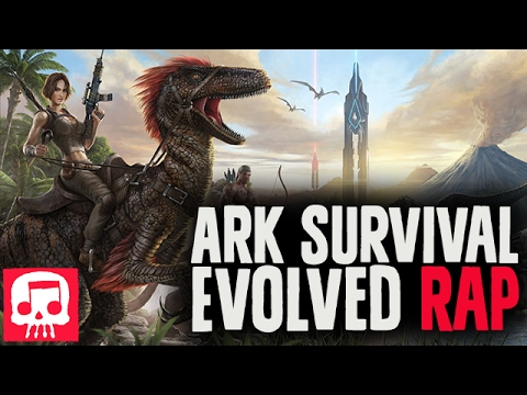 "ARK SURVIVAL EVOLVED RAP By JT Machinima feat. Dan Bull - ""Apex Predator"""