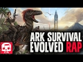 "ARK SURVIVAL EVOLVED RAP By JT Music feat. Dan Bull - ""Apex Predator"""
