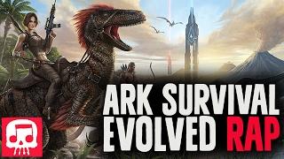 "ARK SURVIVAL EVOLVED RAP By JT Music feat. Dan Bull - ""Apex Pr…"