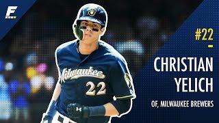 Christian Yelich - 2019 Fantasy Baseball Outlook