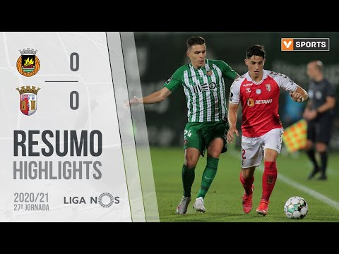 Rio Ave Braga Goals And Highlights