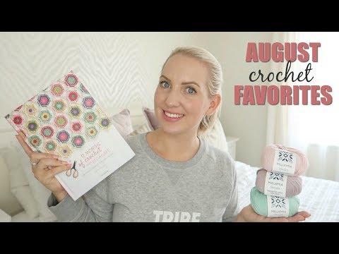 AUGUST CROCHET FAVOURITES | Bella Coco Crochet