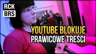 YouTube blokuje prawicowe treści