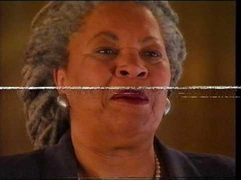 Toni Morrison interview