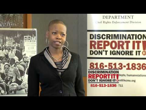 Employment Discrimination - KCMO Civil Rights Division