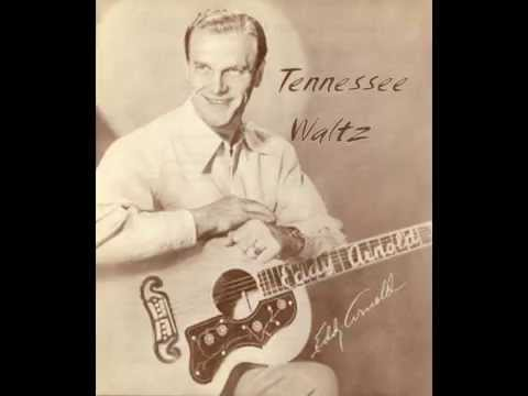 Eddy Arnold - Tennessee  Waltz