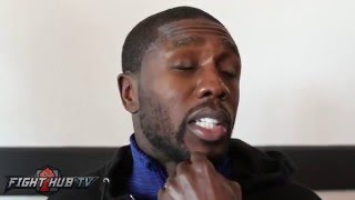 Andre Berto talks trash talking to Mayweather during fight & Hypoxic machine nightmare
