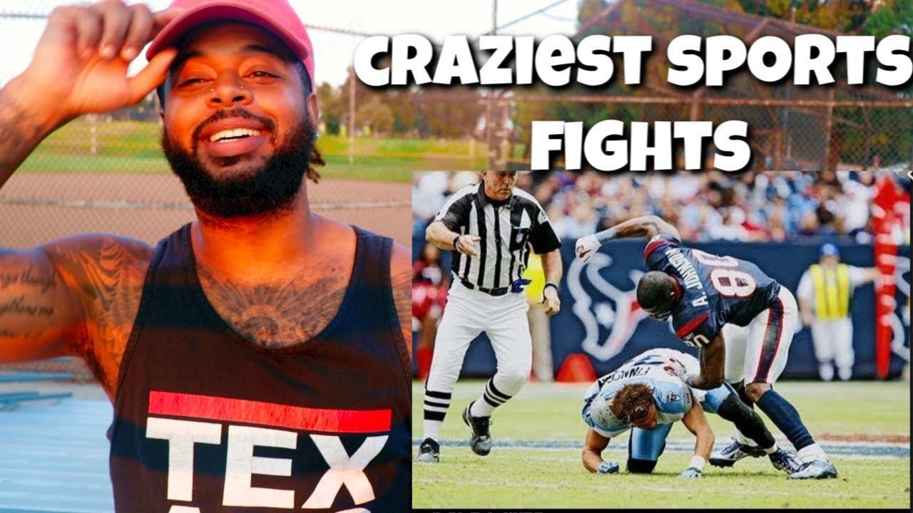 Download Greatest Sport Fights Of All Time!   Reaction