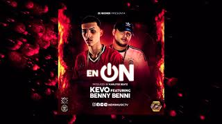 Gambar cover Kevo Ft Benny Benni - En On [Official Audio]