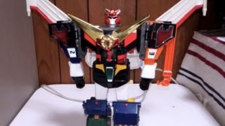 Brave express might gaine of Might Kizer!! マイトガインに続きまし...