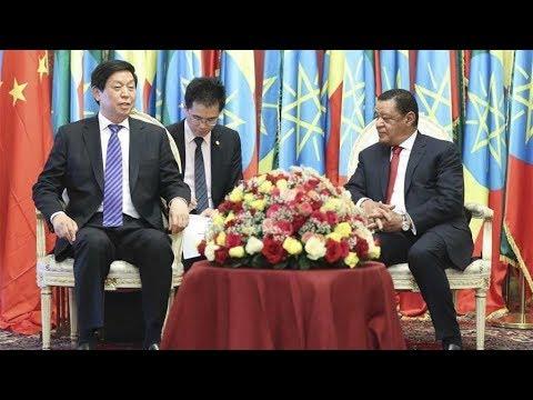 China's top legislator visits Ethiopia to boost bilateral ties