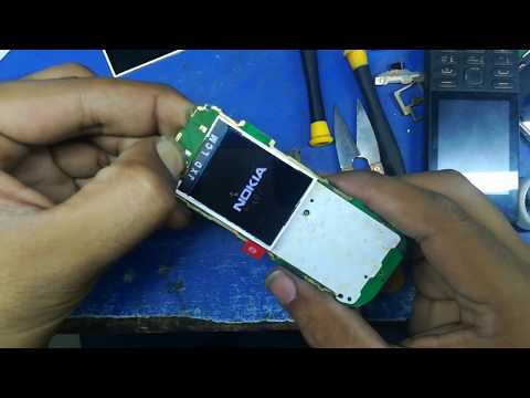 nokia rm 1035 white display ways