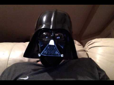 Darth Vader breathing exercise