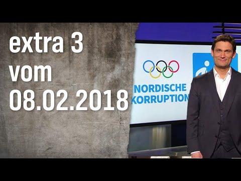 Extra 3 vom 08.02.2018 | extra 3 | NDR