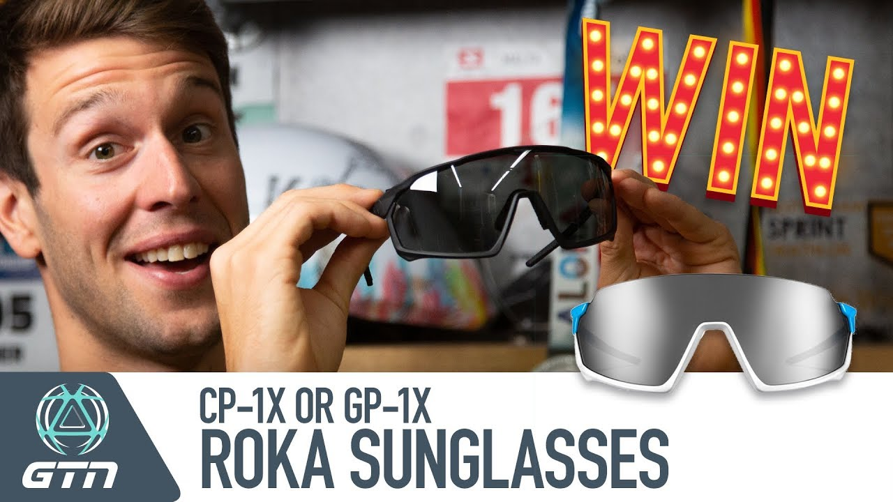 9359f81d14e GTN Unboxing  ROKA CP-1X and GP-1X Sunglasses - YouTube