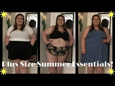 Plus Size Summer Essentials | My Favorites With Try-Ons!