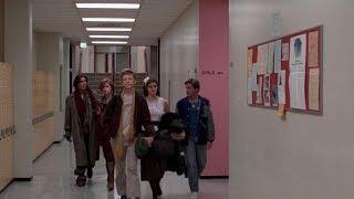 The Breakfast Club Movie Ending