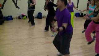 Pitchea - Eminencia Clasica - Fitness with Michael Romo from Indio - Crazy Sock TV